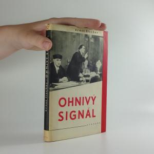 náhled knihy - Ohnivý signál