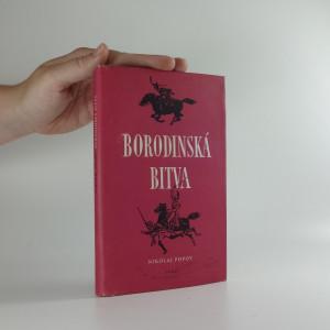 náhled knihy - Borodinská bitva