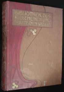 náhled knihy - Bibliothek des allgemeinen und praktischen Wissens