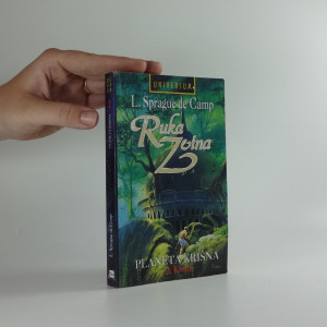 náhled knihy - Ruka Zeina: Planeta Krišna, 2. kniha