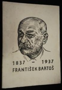 náhled knihy - 1837-1937 František Bartoš