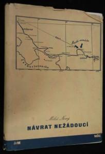 náhled knihy - Návrat nežádoucí : Román