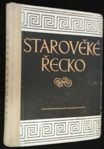 náhled knihy - Starověké Řecko : Čítanka k dějinám starověku pro všeobecně vzdělávací školy