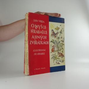 náhled knihy - O myšce Hrabalce a jiných zviřátkách