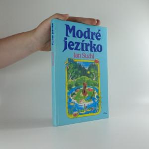 náhled knihy - Modré jezírko