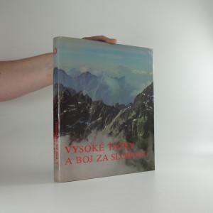 náhled knihy - Vysoké Tatry a boj za slobodu