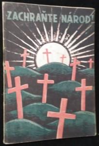 náhled knihy - Zachraňte národ !