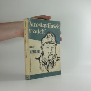 náhled knihy - Jaroslav Hašek v zajetí