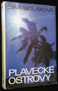 náhled knihy - Plavecké ostrovy
