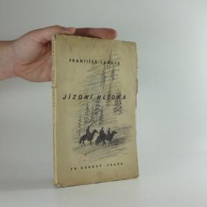 náhled knihy - Jízdní hlídka : hra o třech dějstvích