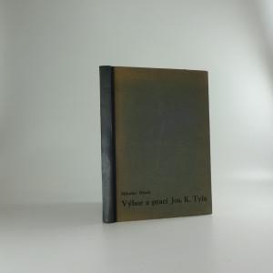 náhled knihy - Výbor z prací Jos. K. Tyla