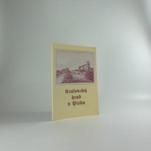 náhled knihy - Královský hrad v Písku