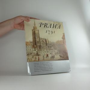 náhled knihy - Praha 1791 : faksimile Hergetova plánu