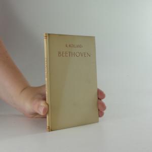náhled knihy - Život Beethovenův