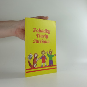 náhled knihy - Pohádky Vlasty Buriana