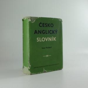 náhled knihy - Česko-anglický slovník středního rozsahu