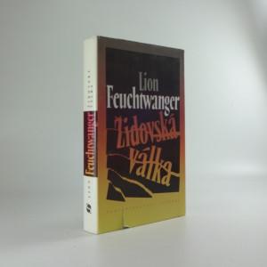 náhled knihy - Židovská válka : 1. díl trilogie Josephus Flavius