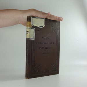 náhled knihy - Výbor z literatury české 2: Doba střední