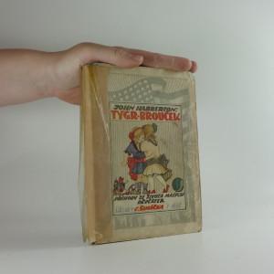 náhled knihy - Tygr a Brouček : Příhody ze života malých děvčátek