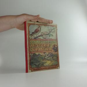 náhled knihy - Historie vrabčíka (poškozeno, viz foto)