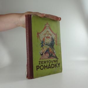náhled knihy - Veselé pohádky, 2 díl. žertovné pohádky