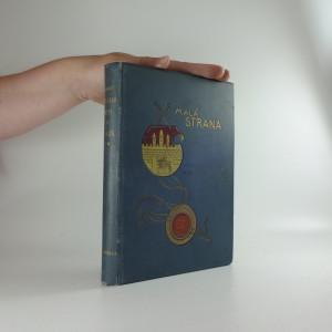 náhled knihy - Malebné cesty po Praze II: Malá Strana. I.