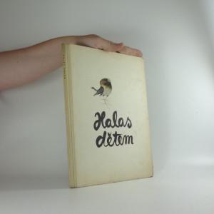 náhled knihy - František Halas dětem