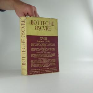 náhled knihy - Botteghe Oscure XVIII Autumn