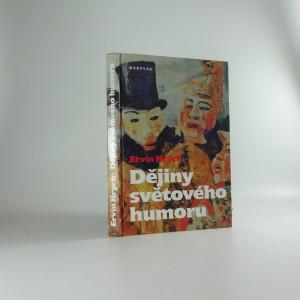 náhled knihy - Dějiny světového humoru