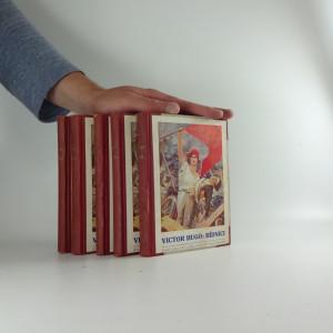 náhled knihy - Bídníci (5 svazků)