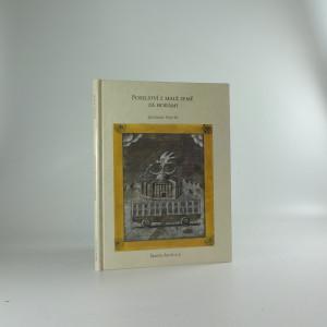 náhled knihy - Poselství z malé země za horami