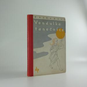 náhled knihy - Vendulka tanečnice
