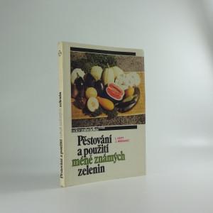 náhled knihy - Pěstování a použití méně známých zelenin