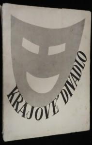 náhled knihy - Krajové divadlo : soubor úvah