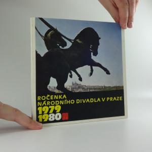 náhled knihy - Ročenka Národního divadla v Praze 1979-1980