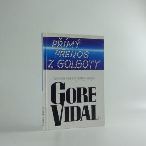 náhled knihy - Přímý přenos z Golgoty