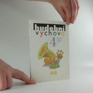 náhled knihy - Hudební výchova pro čtvrtý ročník základní (obecné) školy