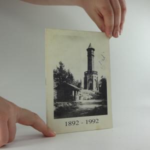 náhled knihy - Štěpánka 1892-1992