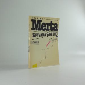 náhled knihy - Zpívaná poezie : úvaha vzniklá za pochodu v letech 1982-84