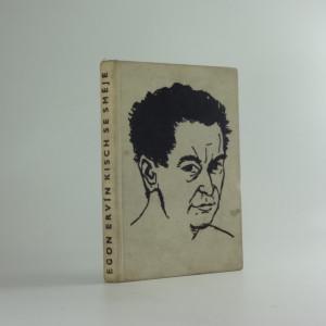 náhled knihy - Egon Ervín Kisch se směje