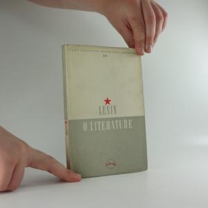 náhled knihy - O literatuře