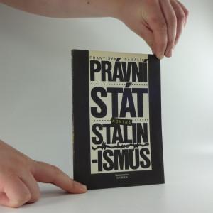 náhled knihy - Právní stát kontra stalinismus
