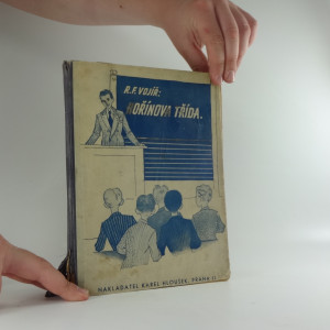 náhled knihy - Hořínova třída
