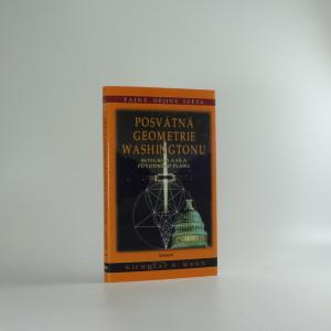 náhled knihy - Posvátná geometrie Washingtonu : integrita a síla původního projektu