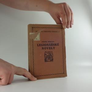 náhled knihy - Legionářské novely