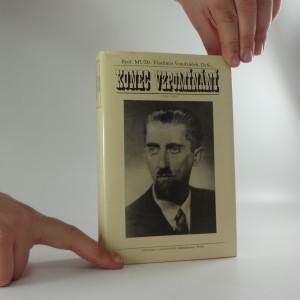 náhled knihy - Konec vzpomínání : 1938-1945