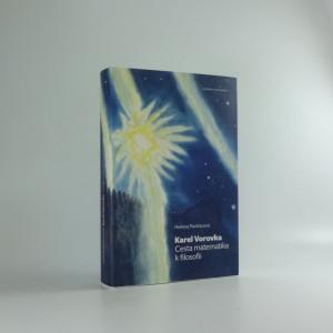 náhled knihy - Karel Vorovka : cesta matematika k filosofii