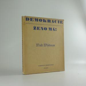 náhled knihy - Demokracie, ženo má!
