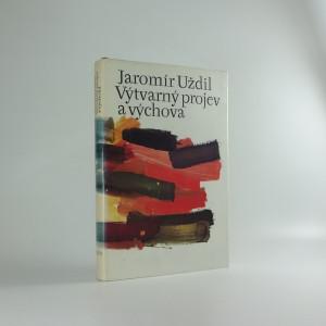 náhled knihy - Výtvarný projev a výchova