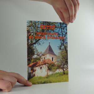 náhled knihy - Čkyně : Farní kostel Sv. Marie Magdalenské